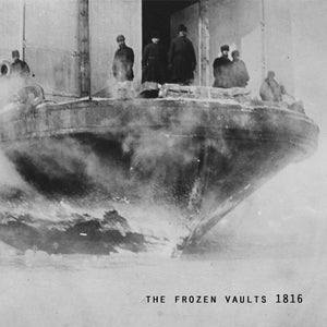 Image of The Frozen Vaults - 1816 (CD)