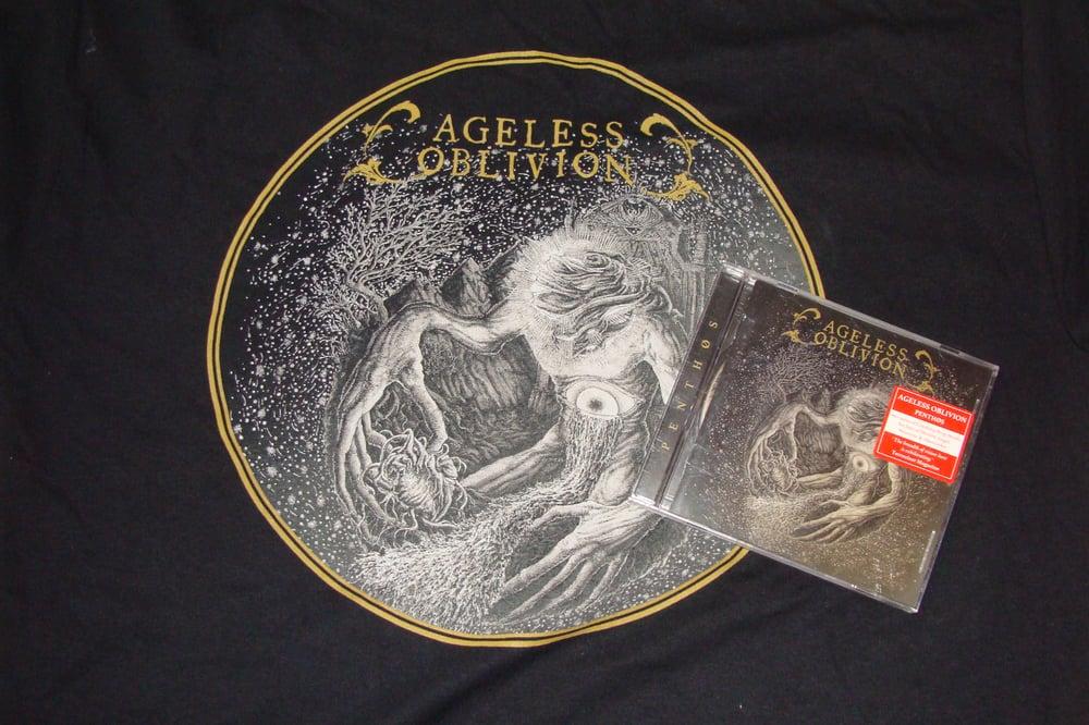 Image of Penthos Album CD + T-Shirt Bundle