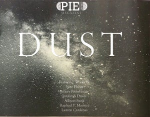 Image of DUST, Final issue