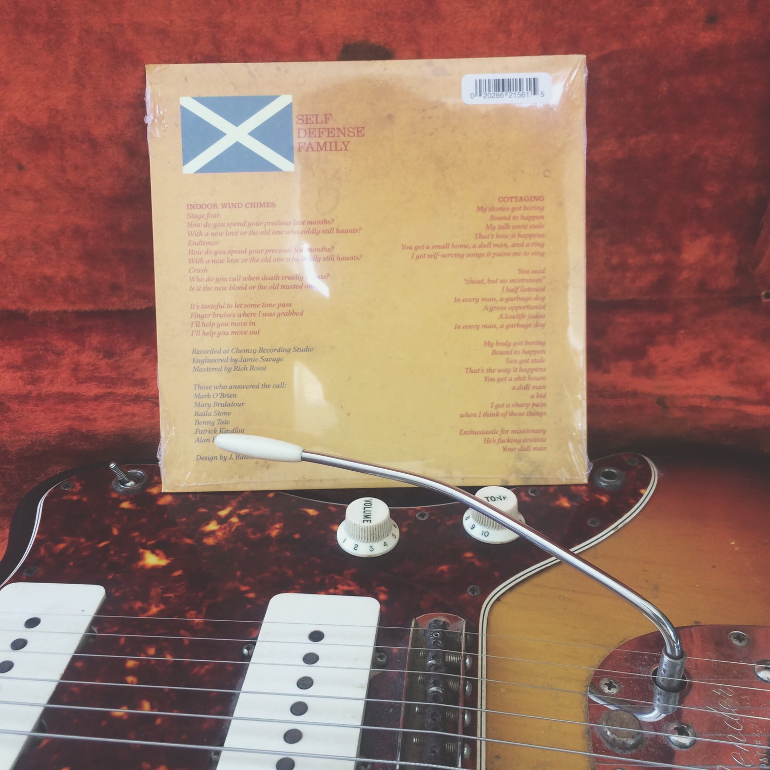 Image of Scotland 7""