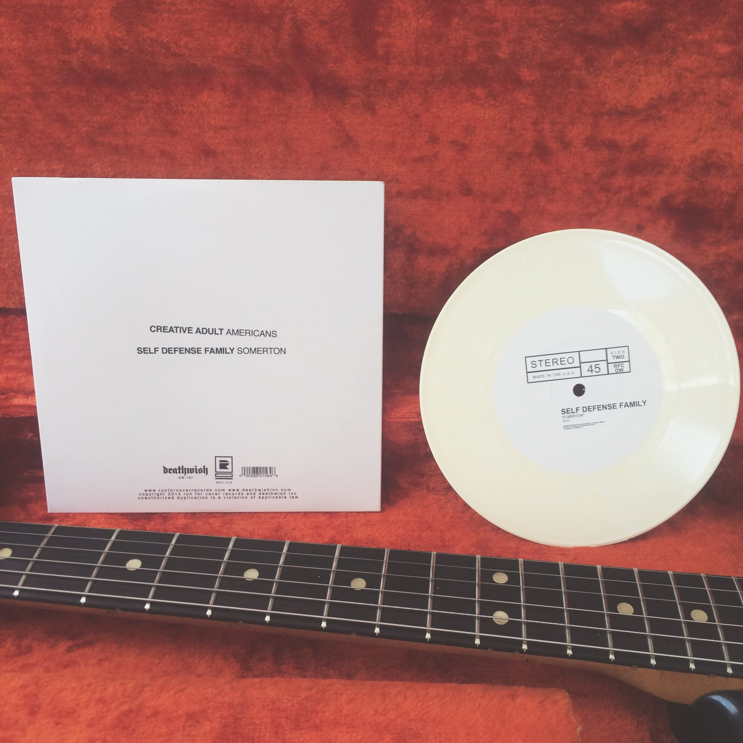 Image of Creative Adult Split 7""