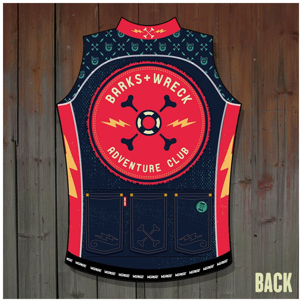 Image of ADVENTURE CLUB Running/Cycling Vest