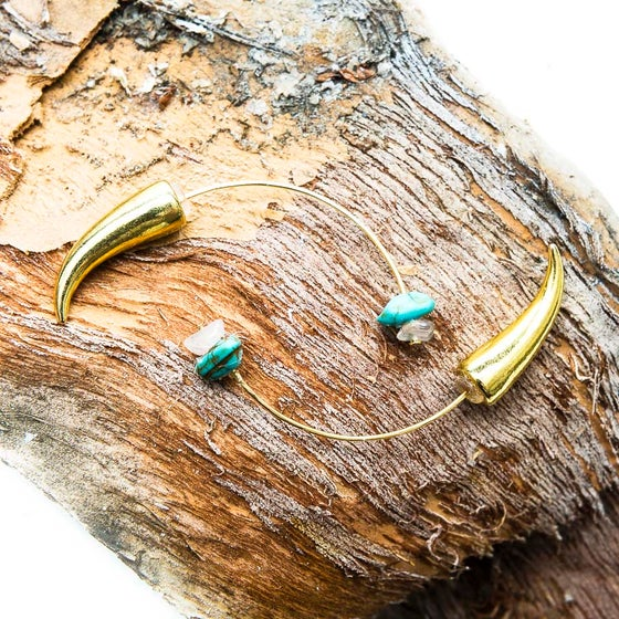 Image of COMETES // EARRINGS