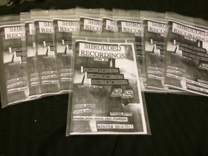 Image of SHROUDED RECORDINGS ISSUE 2