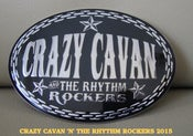 Image of CRAZY CAVAN BUCKLE  - coming back  soon!!