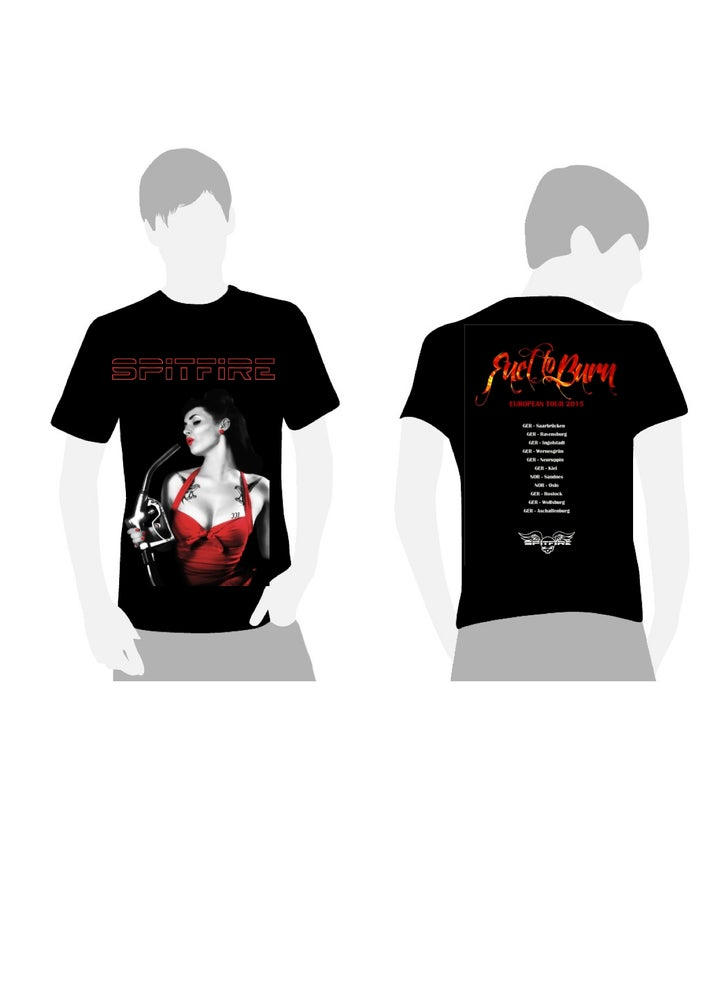 Image of Fuel To Burn T-shirt