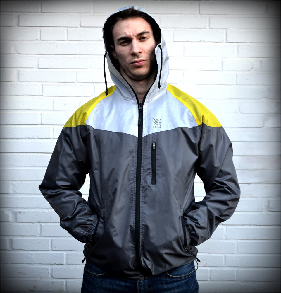 Image of HOMELESS DOUBLE FACE JACKET