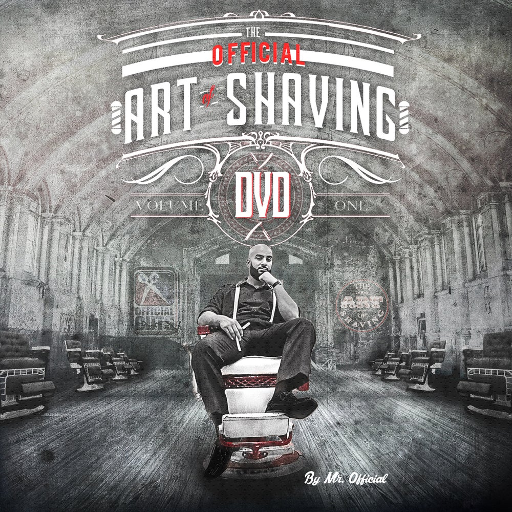 Image of The Official Art Of Shaving (Volume 1)