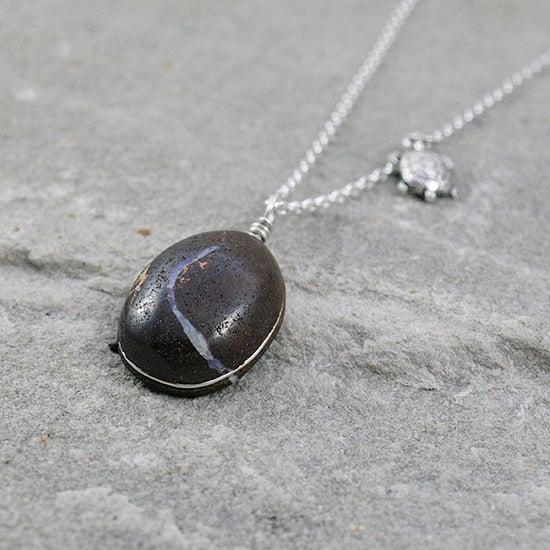 Image of Boulder Opal (BO-001)