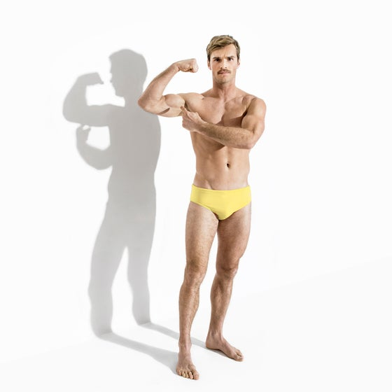 Image of Skipper yellow