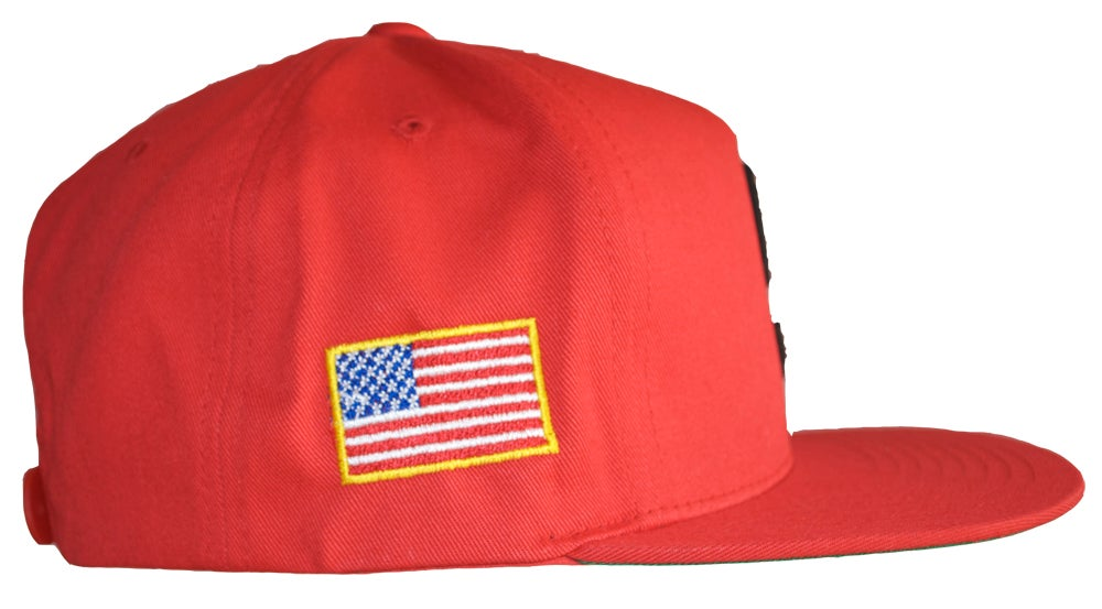 Image of S SnapBack | RED