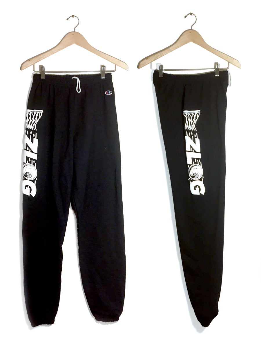 Image of ZLOG HOOPS - Warm Up Sweatpants