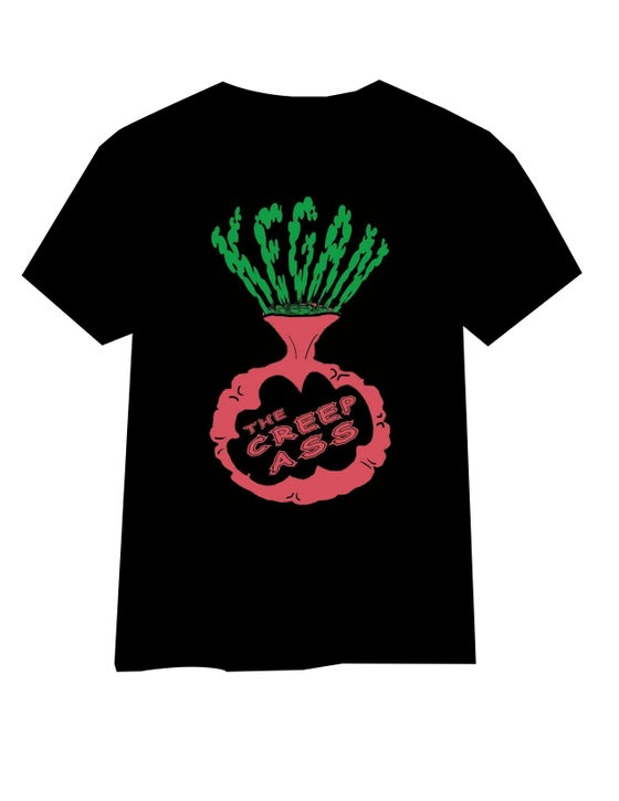 "Image of Creep Ass ""Whoopie Cushion"" T-Shirts"