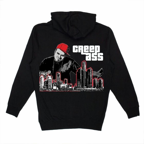 "Image of ""Grand Theft Creep Ass"" Hoodies"