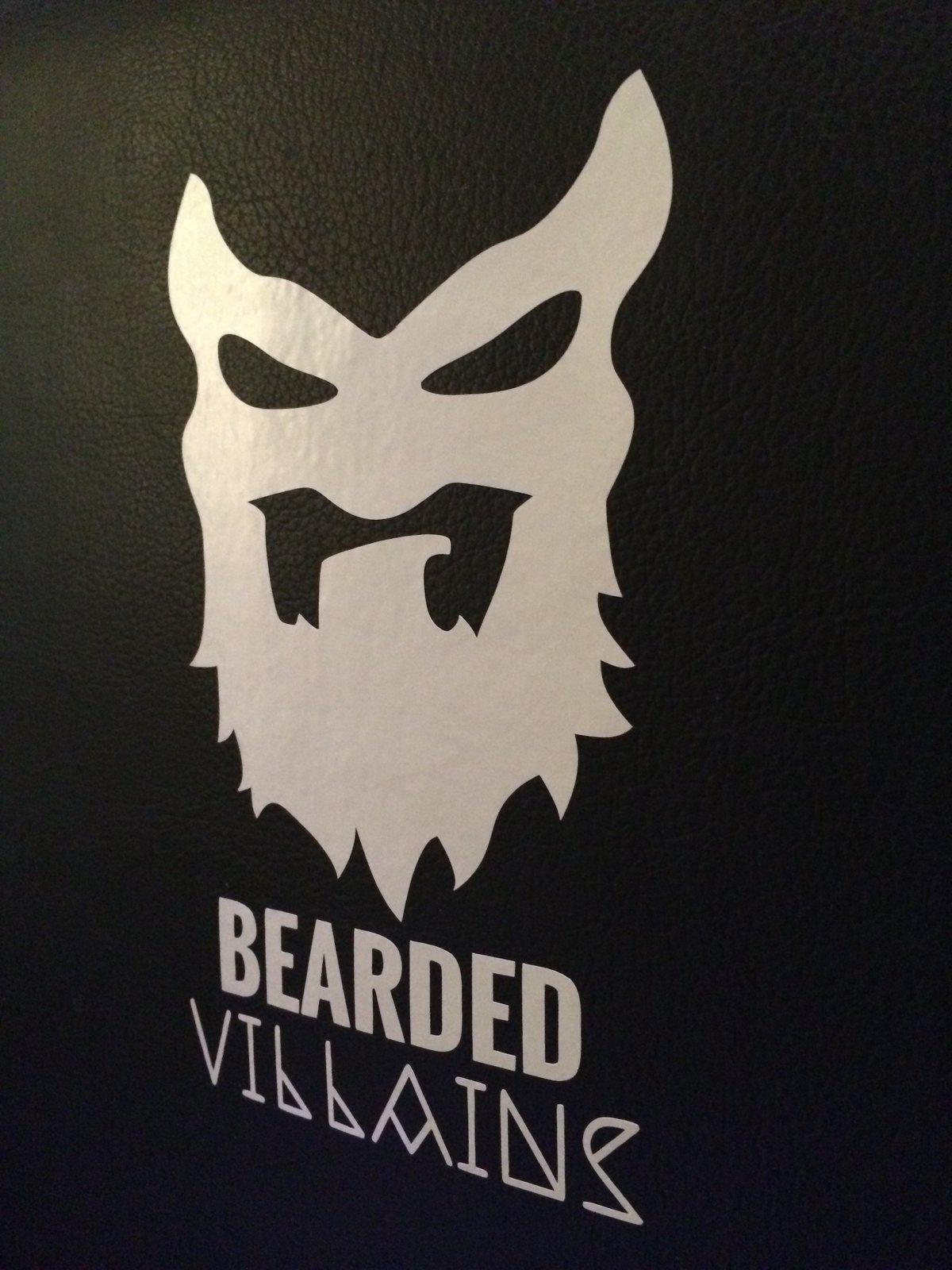 Image of Villain Mask Sticker