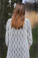 Image of Bark - hæklet cardigan