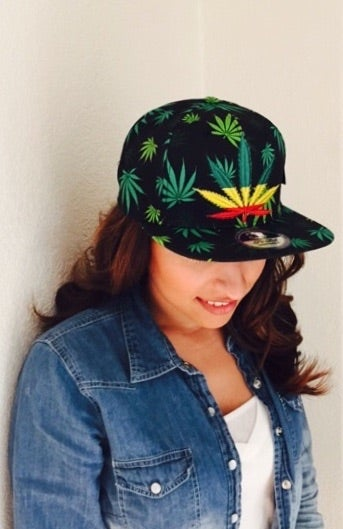 Image of 4/20 SnapBack hat