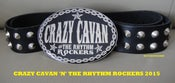 Image of CRAZY CAVAN BUCKLE - VERY LOW STOCK. (THIS ITEM IS BEING DISCONTINUED)