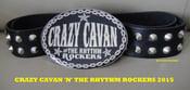 Image of CRAZY CAVAN BUCKLE -