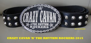 Image of CRAZY CAVAN BUCKLE -
