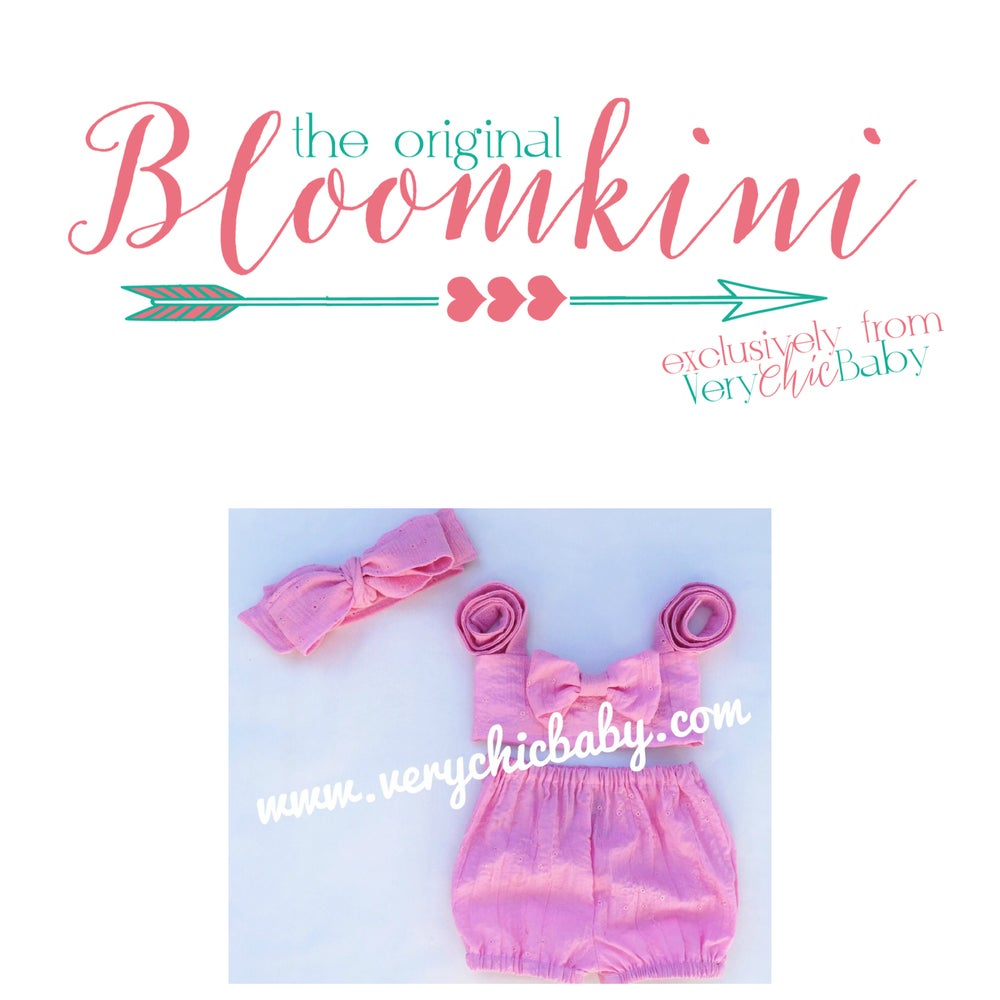 Image of Pretty in Pink The Original Bloomkini