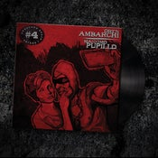 Image of Subsound Split Series # 04 Black Lp