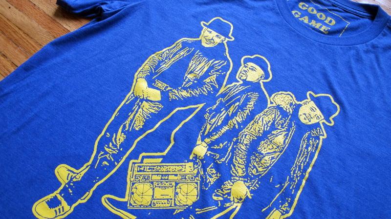 Image of RUN TMC<br>t-shirt