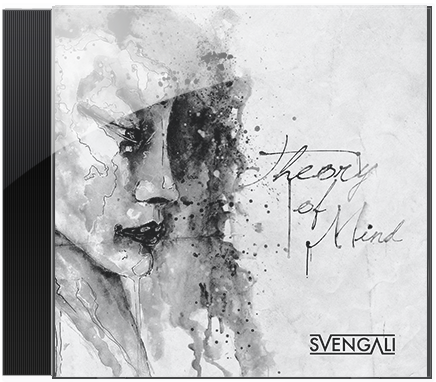 Image of Svengali - Theory of Mind (Jewel Case CD)