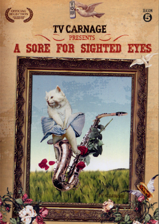 Image of A SORE FOR SIGHTED EYES