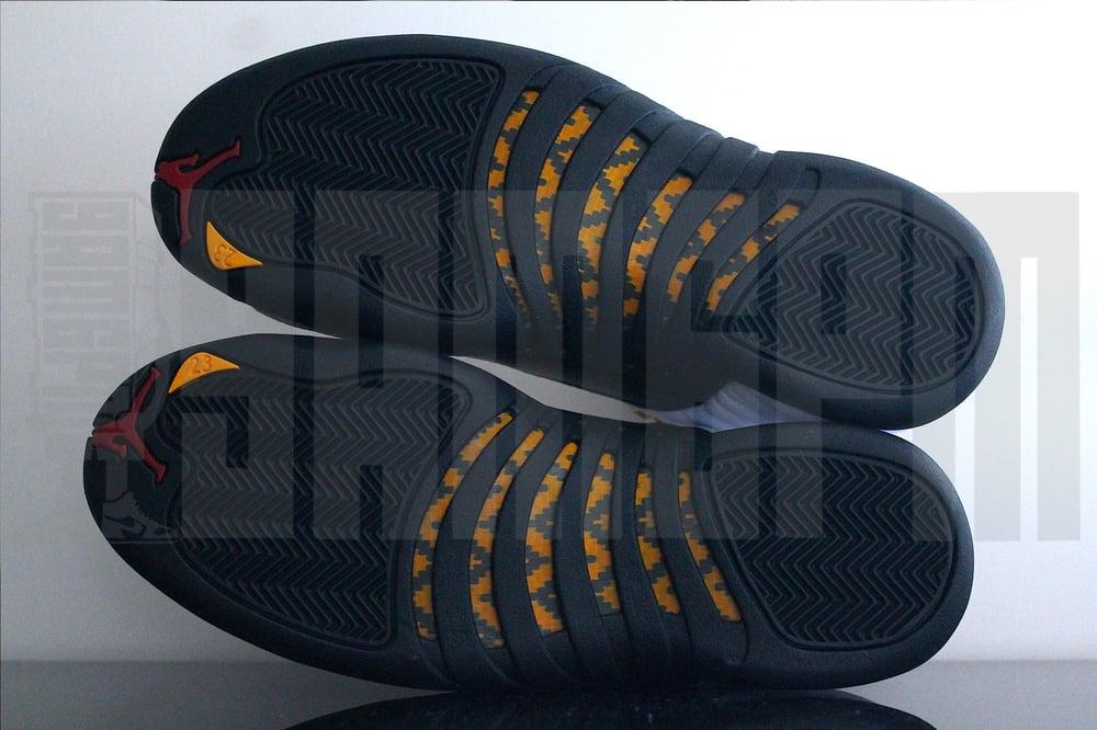 "Image of Nike AIR JORDAN XII RETRO ""TAXI"""