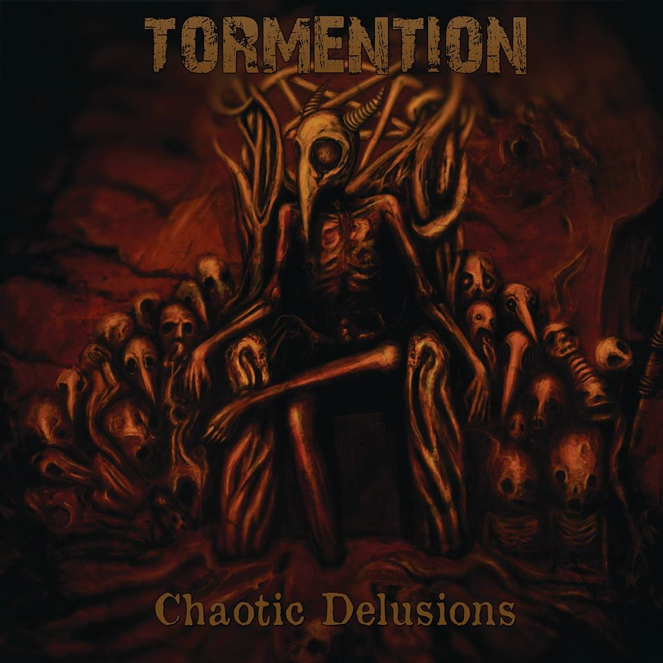 Image of Tormention - Chaotic Delusions (CD)