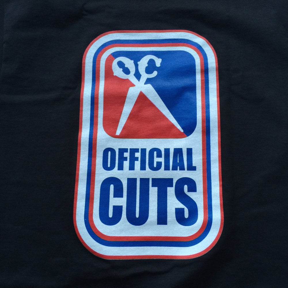 Image of Official Cuts T-Shirt