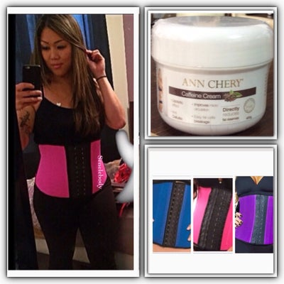 Image of GYM FLOW BUNDLE2: 2 HOOK WORK OUT CINCHER & CREAM