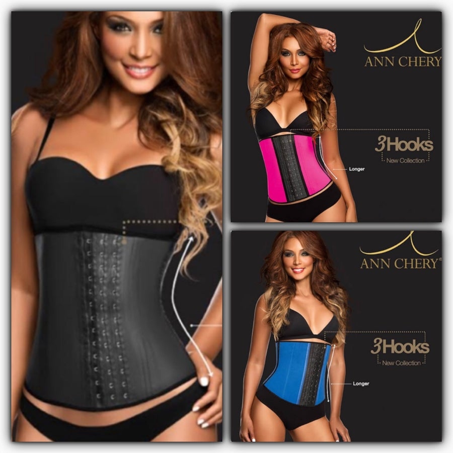 Image of WHAT WAIST BUNDLE3: 3HOOK LATEX TRAINER & 3HK WORK OUT CINCHER