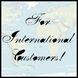 Image of International Customers - add this!