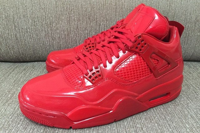 """official photos 948f0 90444 AIR JORDAN 11LAB4 """"RED PATENT LEATHER"""""""