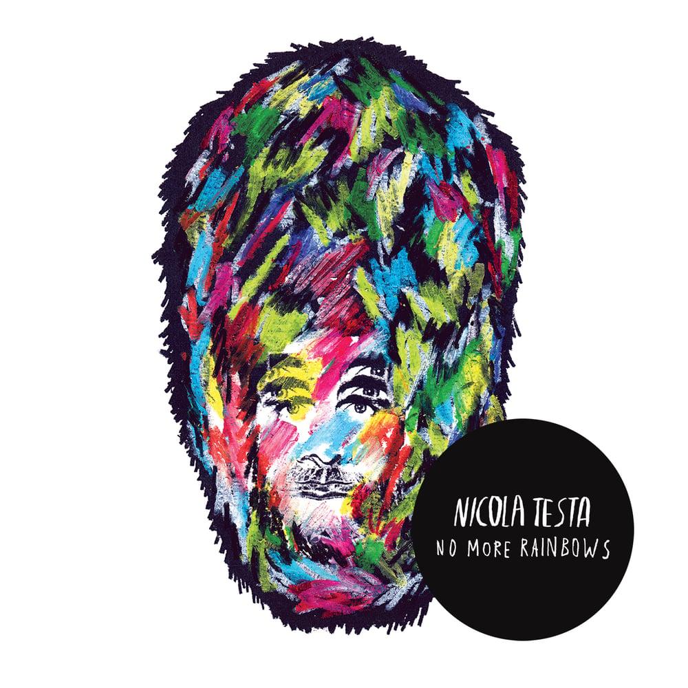 Image of Nicola Testa - No More Rainbows - LP (+mp3)