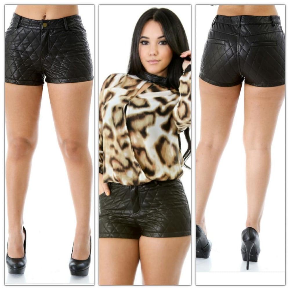Image of Bad girl shorts