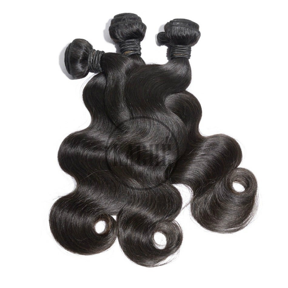 Image of 100% Virgin Human Hair BODY WAVE