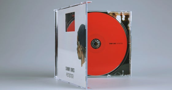 Image of Fenster CD (Unikat Edition)