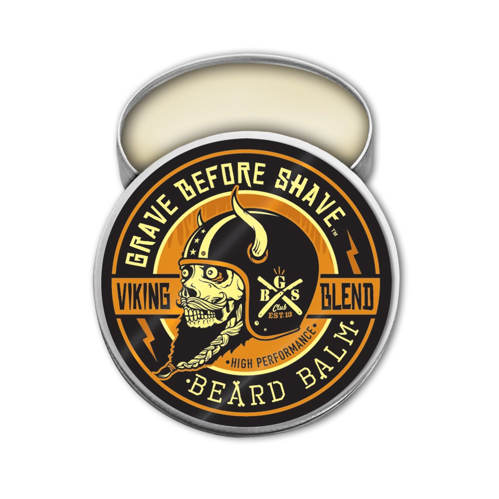 Image of Grave Before Shave Viking Blend Beard Balm