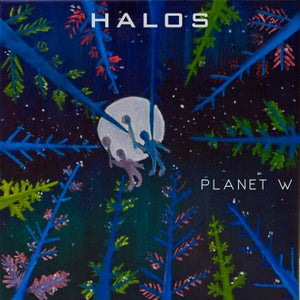 Image of *LIMITED EDITION* 'Planet W' Art Card