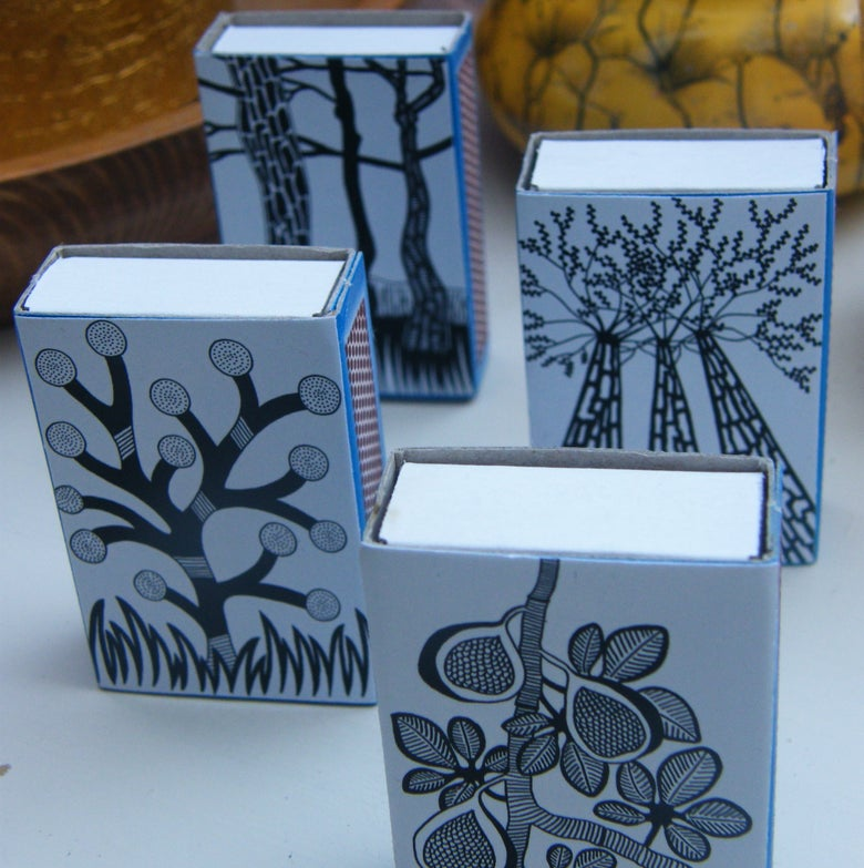 Image of Match Boxes
