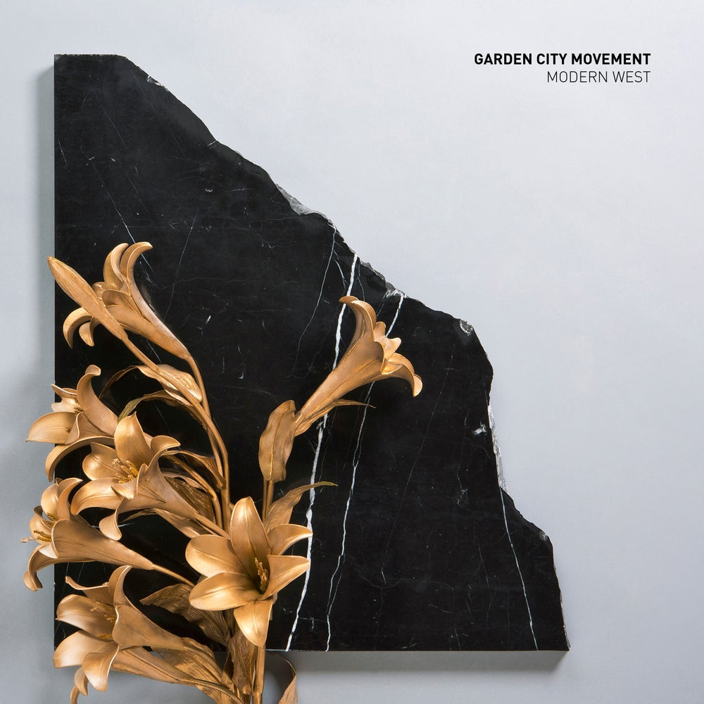 Image of Garden City Movement - Modern West EP (CD)