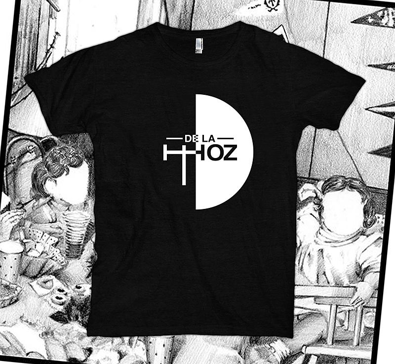 "Image of T Shirt / ""Facezer"" BLACK"