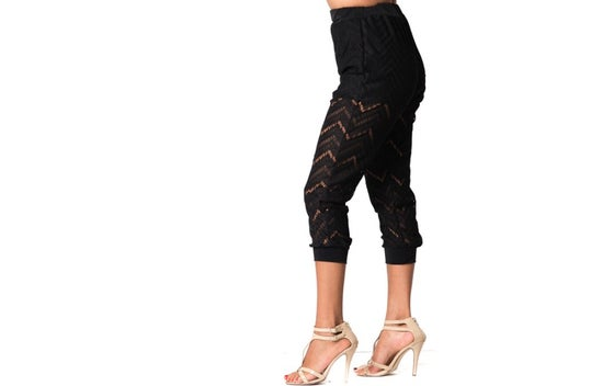 Image of Material Girl Capri Pants
