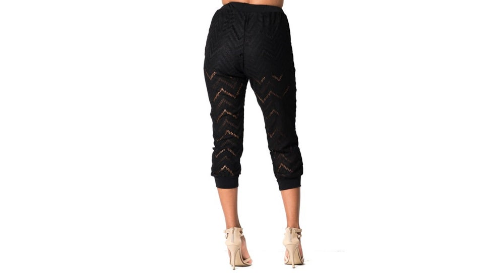 Image of Material Girl Capri Pants