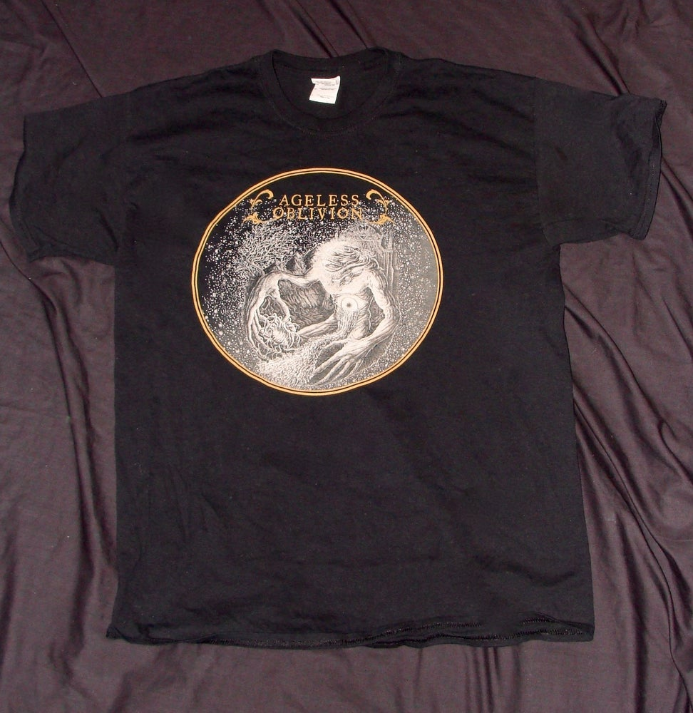 Image of Penthos Album Logo T-Shirt