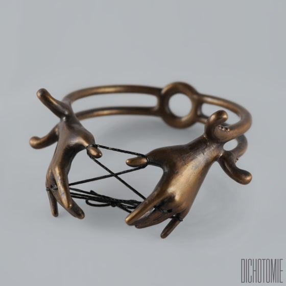 Image of The Conjuror Bangle (Made To Order)