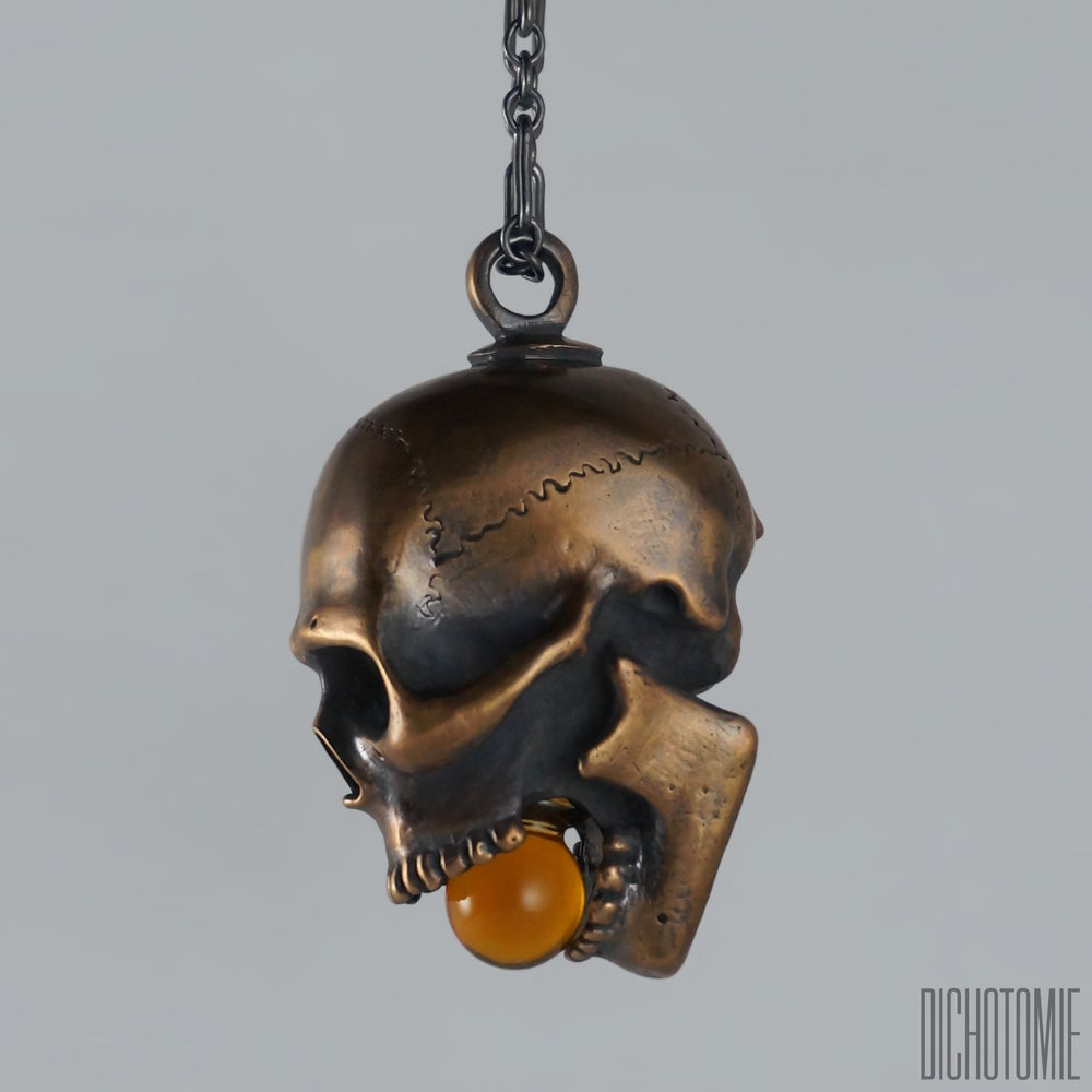 Image of The Otherworld Pendant in Bronze (Made To Order)